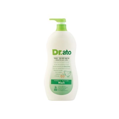 Essential Moisture Wash 500 ml